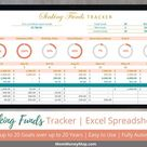 Debt Payoff Tracker Spreadsheet Designed for Dave Ramsey's   Etsy