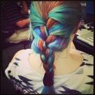 Mermaid Hair Colors