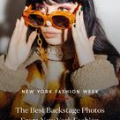 The Best Backstage Photos From New York Fashion Week Fall 2021