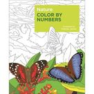 Arcturus Color by Numbers Collection: Nature Color by Numbers (Series #3) (Paperback) - Walmart.com