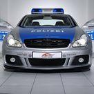 2007 Mercedes Benz CLS Brabus Rocket Police Car