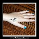 Small Heart Tattoos