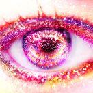 My pink eye. by xJNFR on DeviantArt