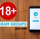 Telegram Groups 18+ 2021 Hot Adult Groups Collection