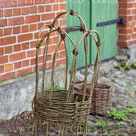 30+ Garden Projects using Sticks & Twigs - LOVELY GREENS
