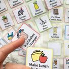 Chore Charts for Kids & Age Appropriate Chores