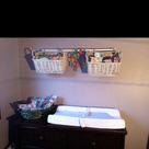 Changing Table Storage