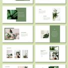 Modern and Minimal PowerPoint Presentation Template. Perfect for business owners that run organic / natural products. This template consist of 15 pages. Plenty of white space that lets you be creative with your product contents. This template is perfect for Presentation Showcase E-book Product Catalog and Brochure. - Product Page ideas #ProductPage