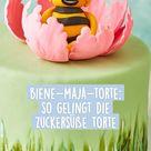 Biene-Maja-Torte