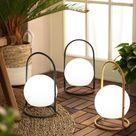 Dekorative Lampe Mkono