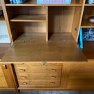 Danish Teak Bookshelves, Bureau and Storage by Domino Mobler