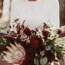 If You're Planning a Fall Wedding, You Must See These Bouquets