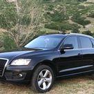 Seller of German Cars   2009 Audi Q5 Black/Black
