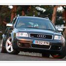 A1 Poster. Audi RS6 Quattro Avant