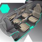 2014 Audi TT Sportback Concept    Design Sketch HD