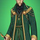 Ras Al Ghul (E27: Enhanced) commission by phil-cho on DeviantArt