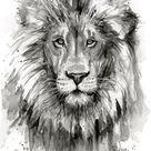 Nursery Animals Art Prints Safari Jungle Nursery Animals Zebra   Etsy
