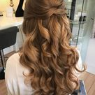 71 Dreamy Prom Hairstyles for A Night Out you Must Try #promhairstyles #nightout... Check mor...