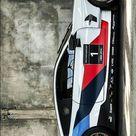 MPOWER/// 2018 BMW M8 GTE Racecar