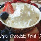 Chocolate Fruit Dips