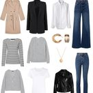 Want the French Wardrobe Basics but Don't Know Where to Start? - MY CHIC OBSESSION