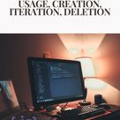 JAVASCRIPT DICTIONARY IMPLEMENTATION – USAGE, CREATION, ITERATION, DELETION