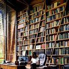 How I would love to have a Library room