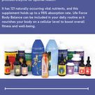 Life Force Body Balance | Best Nutrition