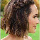35 Cute Braided Hairstyles For Short Hair