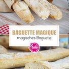 Magisches Baguette / Baguette Magique / sehr einfach & so lecker / SALLYS WELT