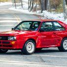 Auction Block 1984 Audi Sport Quattro   Dr Wong   Emporium of Tings. Web Magazine.