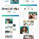 Spa Beauty and Hair Salon WordPress Theme - Beyoutiful #Hair, #Beauty, #Spa, #Salon