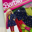 Barbie United Colors of Benetton outfit 90's vtg