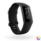 Brățară de Activitate Fitbit FB417 - Negru/Roz