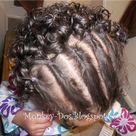 Toddler Curly Hair