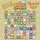 Animal Crossing New Horizons Iphone Ios 14 App Icons  100 | Etsy