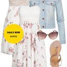 🌺 Entdecke jeden Tag neue Outfits! 🌺