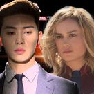 Captain Marvel 2 Reportedly Casts Itaewon Class Star Park Seo-joon