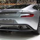 Geneva 2013 – Aston Martin Vanquish Centenary Edition