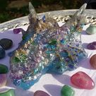 CUSTOM ORDERS ONLY  Special Offer Tiamat' The Large Sea   Etsy