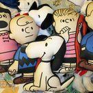 Peanuts Treasury - Snoopy Pillow Doll - CollectPeanuts.com