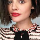 Lucy Hale has finally revealed the secret behind her famous brows