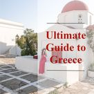 Spring Travel - Mykonos Island Greece Guide to best Instagram places