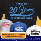 20th Birthday Presents