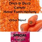 These Dehydrated Carrots Have Great Shelf Life Can be used   Etsy