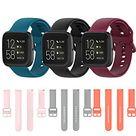 Sport Silicone Watch Band for Fitbit Versa 2 / Versa lite / Versa Replaceable Bracelet Wrist Strap Wristband miniinthebox