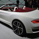 The Bentley EXP 12 Speed 6e Concept is the gentleman's open air electric tourer