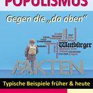 Populismus - Gegen die da oben - Unterrichtsmaterial zum Download