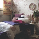 Bohemian Vintage Bedrooms