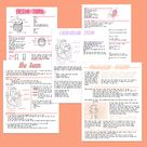 Human body system revision notes
